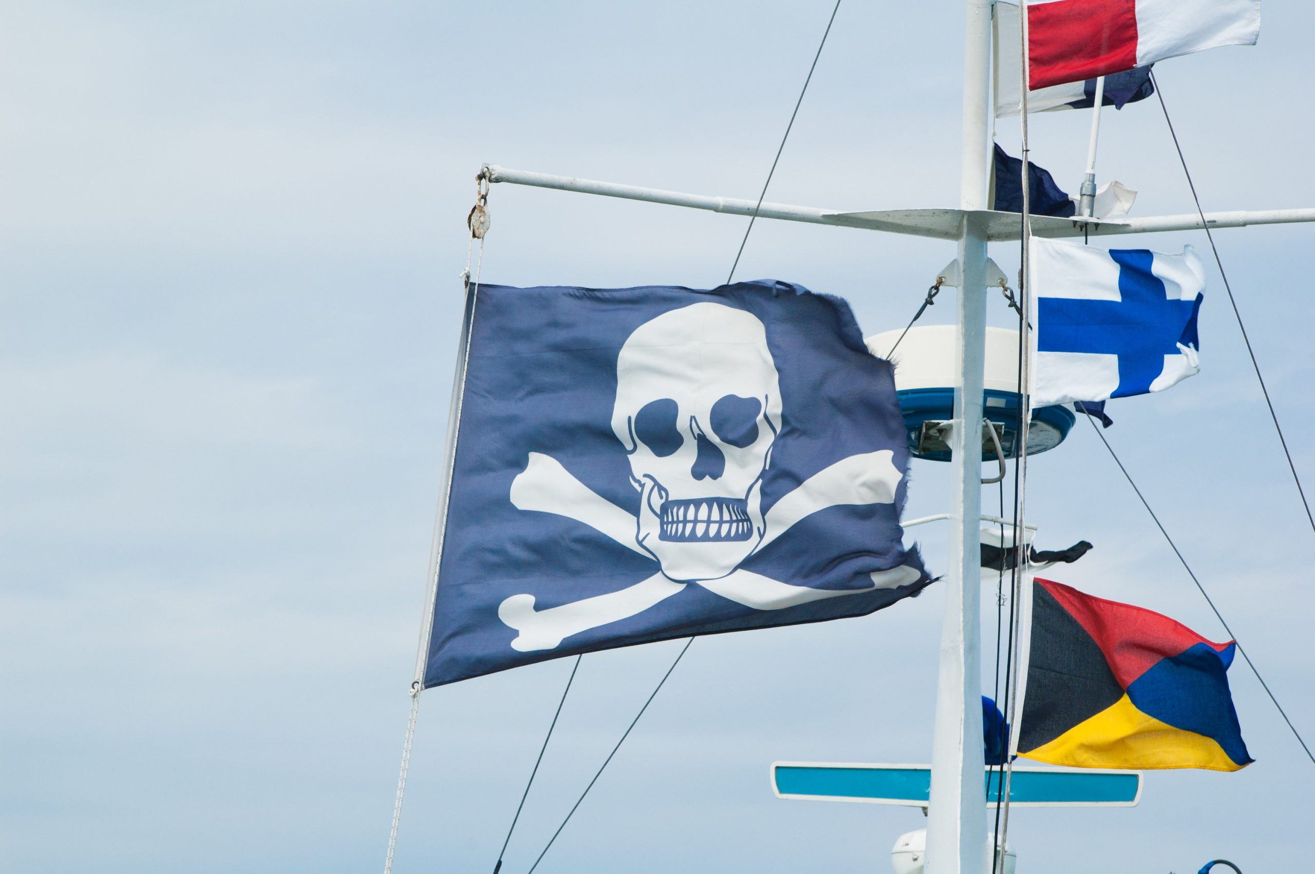 Maritime crime and role of insurers